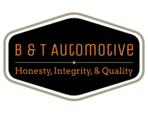 B & T Automotive Logo